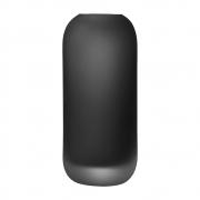 AYTM - Hydria Vase Black Black / Ø12,3xH29 cm