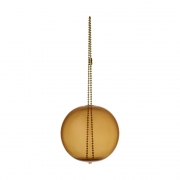 AYTM - Monili Christmas Ornament Amber / Gold