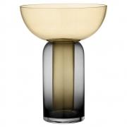AYTM - Torus Vase Black / Amber