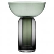 AYTM - Torus Vase Black / Forest