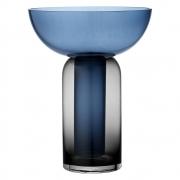 AYTM - Torus Vase Black / Navy