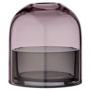 AYTM - Tota Teelichthalter Rose / Black