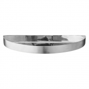 AYTM - Unity Tray Half Circle Silver