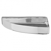 AYTM - Unity Tablett Viertelkreis / Large Silver