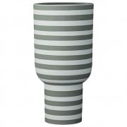 AYTM - Varia Skulptur Vase Dusty green / Forest