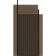 AYTM - Flos Vase Höhe 30 cm