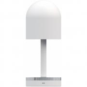 AYTM - Luceo tragbare Tischleuchte Weiß & Durchsichtig