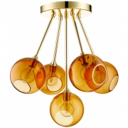 Design by Us - Ballroom Molecule Ceiling Lamp