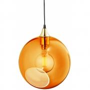 Design by Us - Ballroom XL Pendelleuchte Bernstein