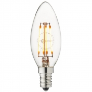 Design by Us - Suggested bulb candle Ø35 light bulb