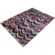 Leather Rug - Carpet 200 x 140 cm