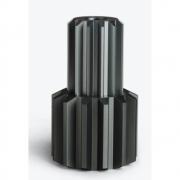 New Works - Gear Kerzenhalter