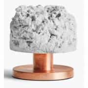New Works - Crowd Kerzenhalter Rough Billy Beton mit Kupferbasis