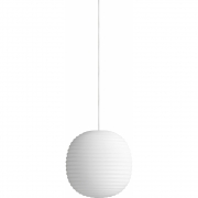 New Works - Lantern Frosted Pendelleuchte