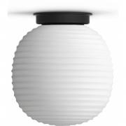 New Works - Lanterne Globe Lampe de plafond Petit, Ø20