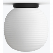 New Works - Lanterne Globe Lampe de plafond Moyen, Ø30