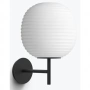New Works - Lantern Globe Wandleuchte Klein, Ø20
