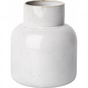 Fritz Hansen - Pot Vase Blanc