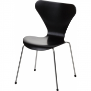 Fritz Hansen - Miniature Series 7 Black
