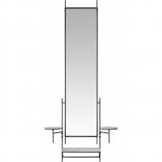 Fritz Hansen - Wall Mirror Wandspiegel