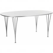 Fritz Hansen - Super Elliptisch Tisch