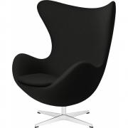 Fritz Hansen - Egg Lounge Armchair, fabric