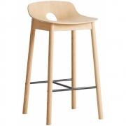 Woud - Chaise comptoir mono