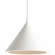 Woud - Suspension Annular Blanc