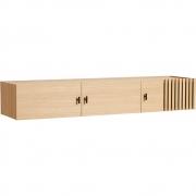Woud - Array Sideboard wandmontiert 150 cm