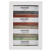 Boîte cadeau de savon (4 pcs.) - Meraki