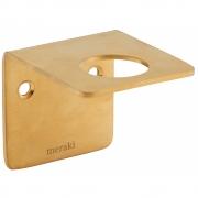 Meraki - Supply Wall Bracket Brass