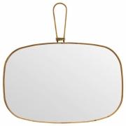Meraki - Spiegel, Antikes Messing 30x20 cm