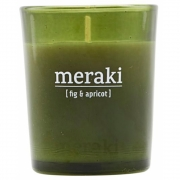 Bougie parfumée, Fig & Apricot - Meraki
