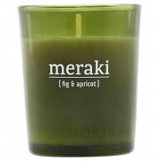 Meraki - Duftkerze, Fig & Apricot