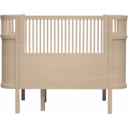Sebra - The Sebra Bed Baby & Jr. Wooden Edition