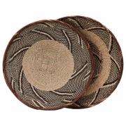House Doctor - Tonga Basket, Ø 30 cm