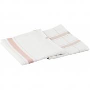 House Doctor - Halida Tea towel nougat, 2 pcs