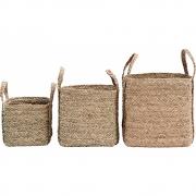 House Doctor - Sikar Baskets, Set of 3 sizes