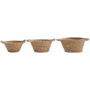 House Doctor - Jat Basket, Set of 3 sizes