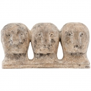 House Doctor - Ancient head Art piece