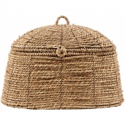 House Doctor - Rama Baskets with lid