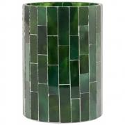 House Doctor - Amroha velas luminárias, verde escuro