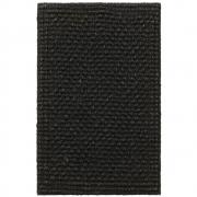 House Doctor - Clean Fußmatte, Schwarz, 130x85 cm