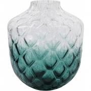 House Doctor - Art Deco Vaso, verde