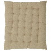House Doctor - Fine Seat Cushion, Sand, 70x60 cm