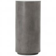 House Doctor - Out Coluna de betão mesa de apoio, cinzento