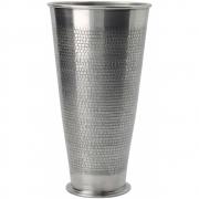 House Doctor - Arti Vaso antiguidade prata, A.20 cm, Ø11 cm