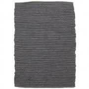 House Doctor - Chindi Tapete cinzento, 90x60 cm