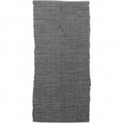 House Doctor - Chindi Tapete cinzento, 160x70 cm