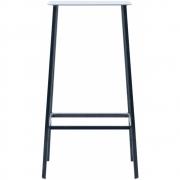House Doctor - Rag Banco, ferro escuro, 36x26 cm, A.75 cm